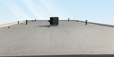 Iowa Commercial Flat or Low Sloped Roof Restoration by L and K Coatings LLC